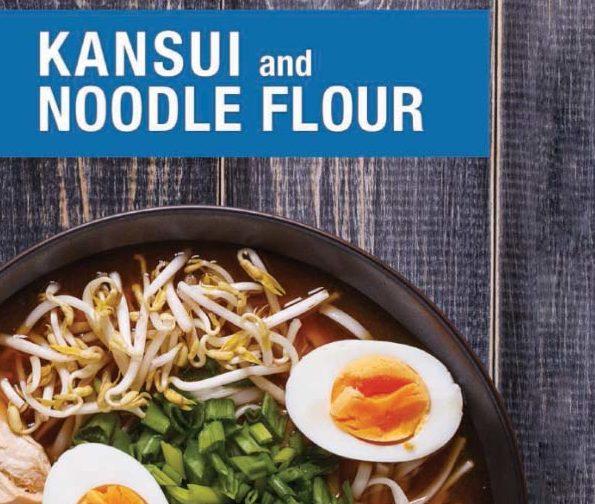 Kansui & Noodle Flour Brochure