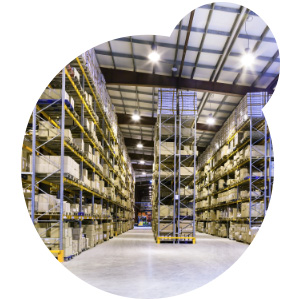 Raw Material Warehousing